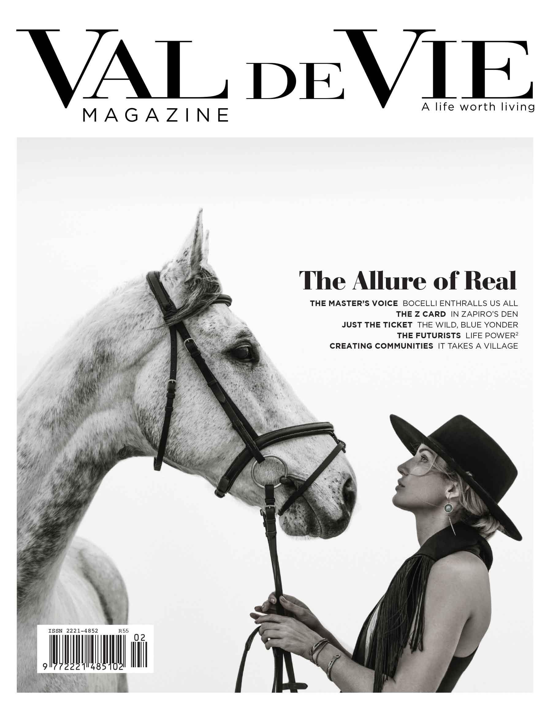 Val de Vie Magazine Summer 2019/2020
